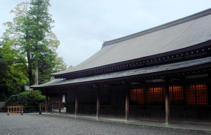 伊勢神宮の建築-2