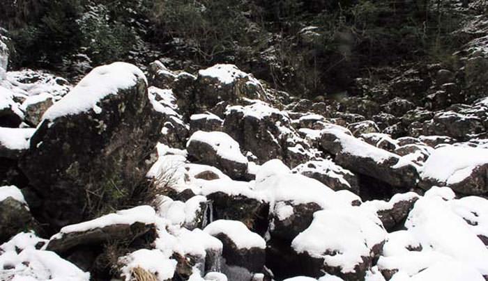 氷の滝-1